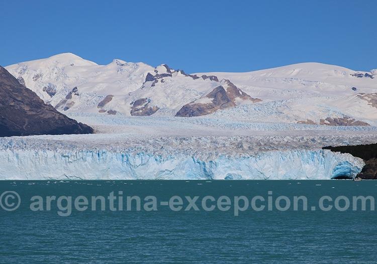La Patagonie et ses glaciers