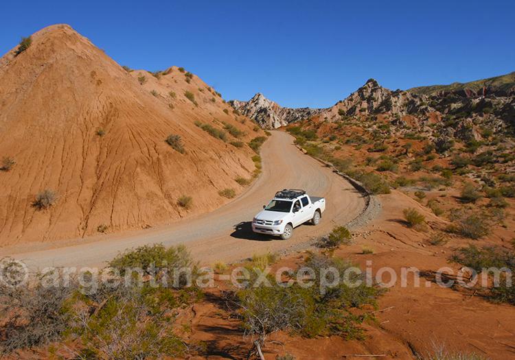 La Route 40 argentine, dans son intégralité