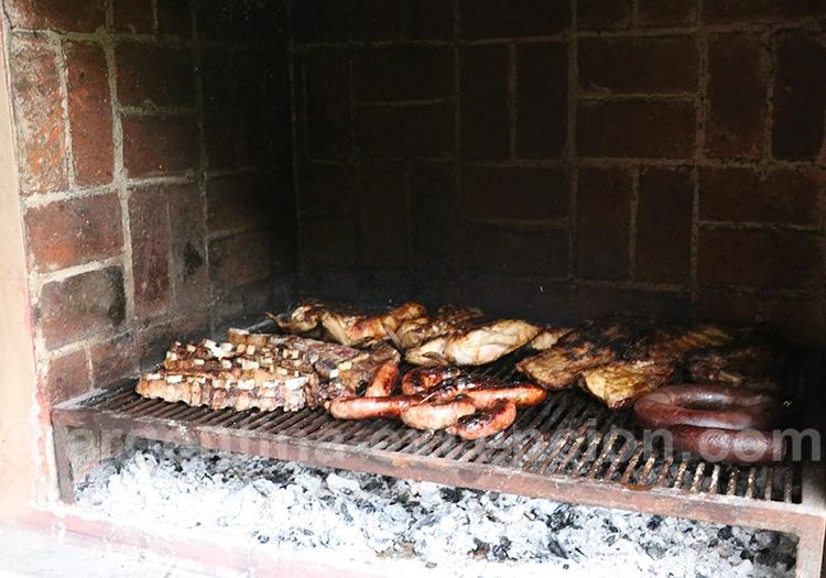 L'asado argentin