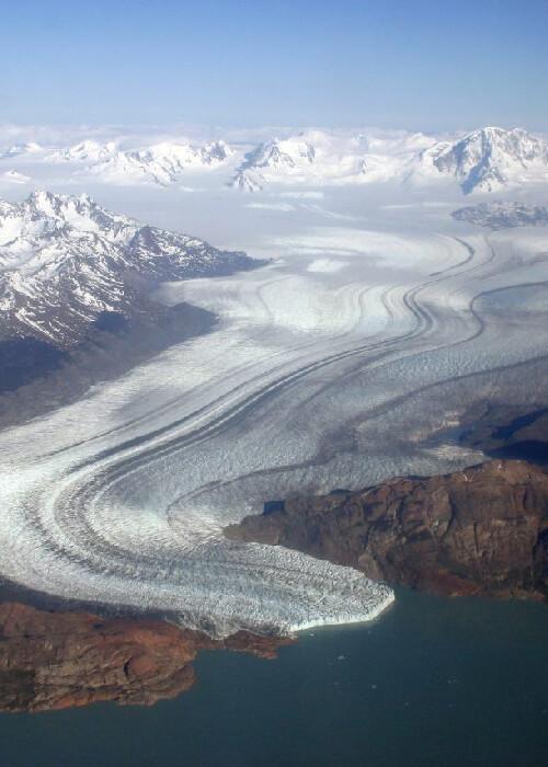 Le Champ de Glace Patagonique