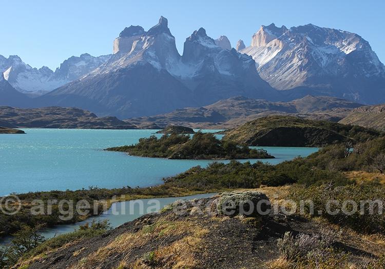 Le Torres del Paine en Patagonie