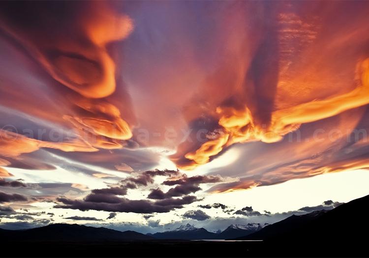 Le ciel patagon