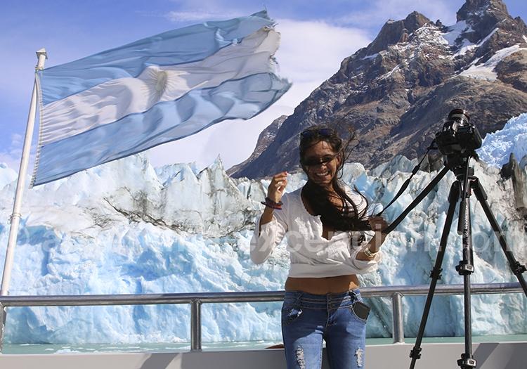 Le vent de Patagonie déshabille !