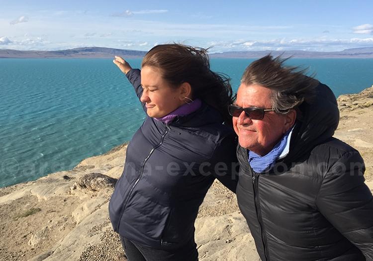 Le vent de Patagonie