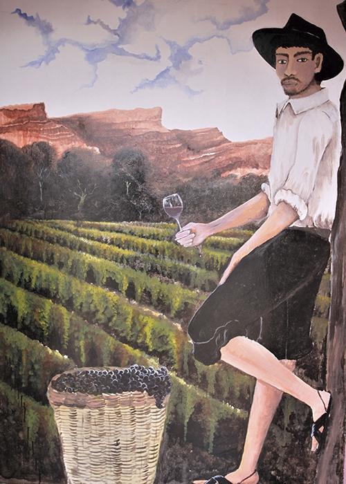 Le vin Bolivien