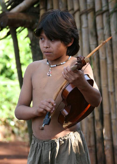 Les Guaranis, le peuple choisi par les jésuites
