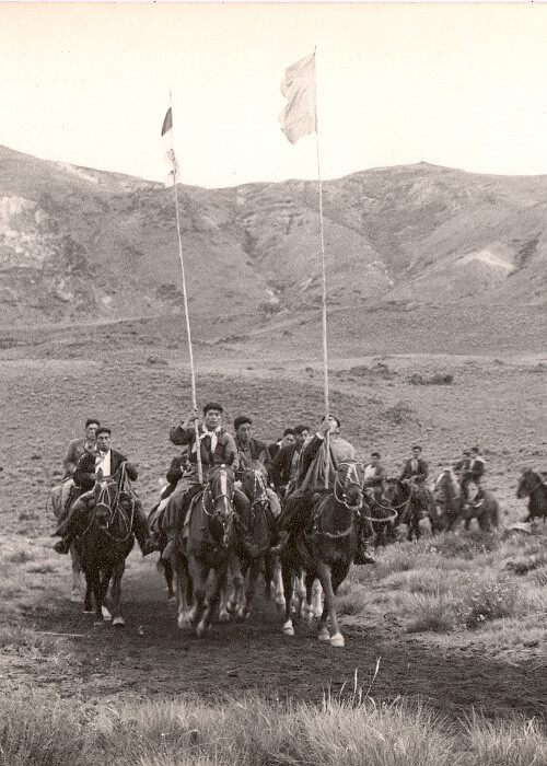 Les Mapuches, une histoire de résistence