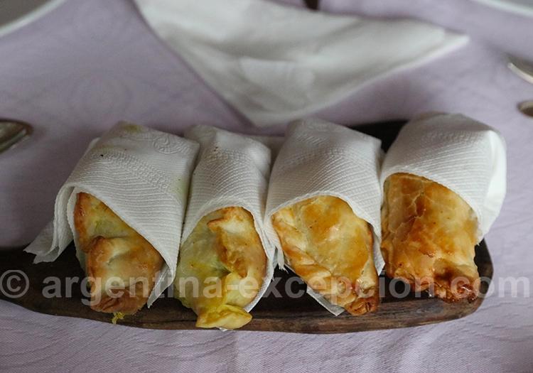 Les empanadas argentins