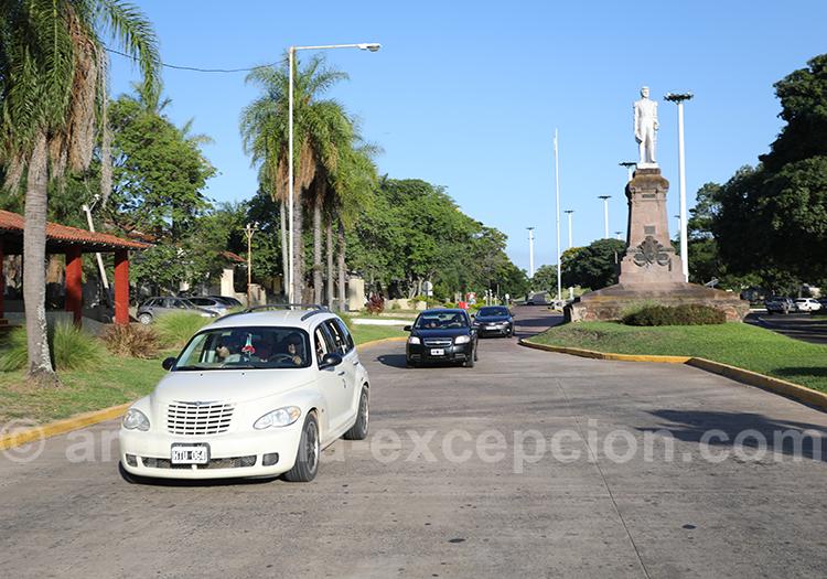 Comment se rendre à Corrientes