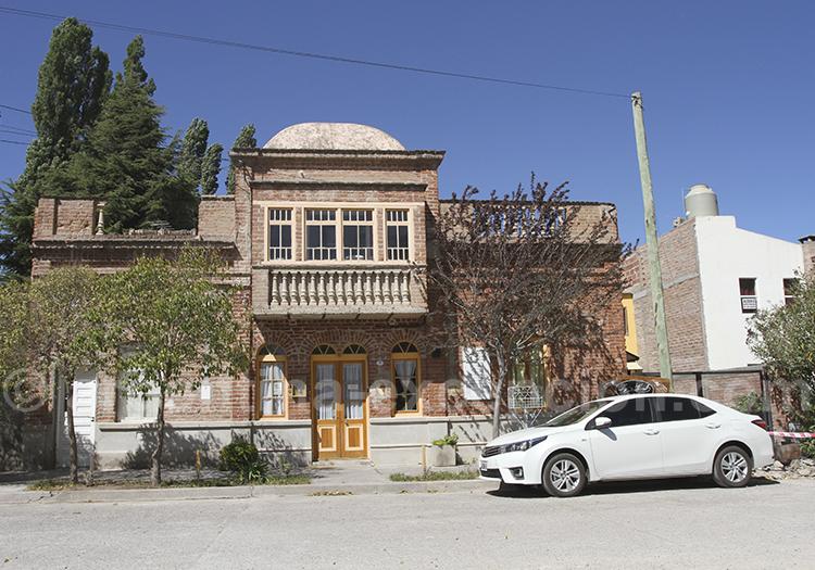 Maison typique Galloise à Gaiman
