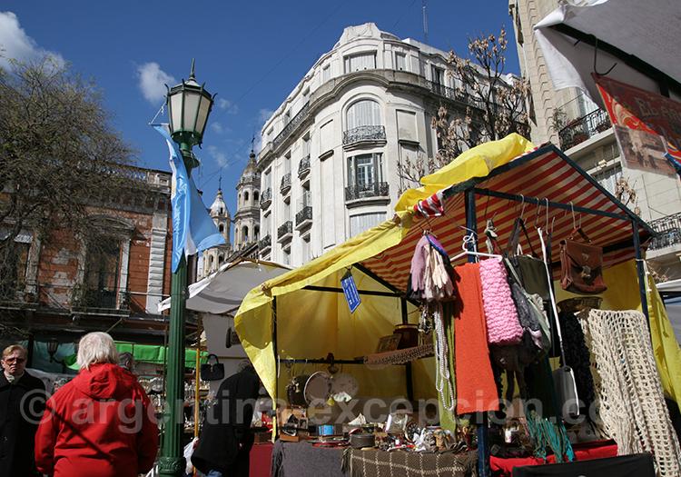 Exploration de la ville de Buenos Aires