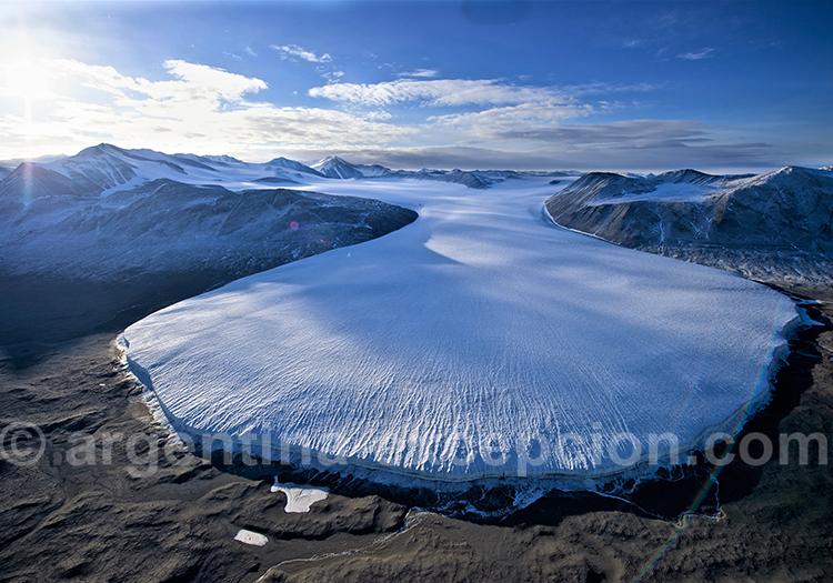 Mer de Ross, Dry Valleys. © Michael Martin