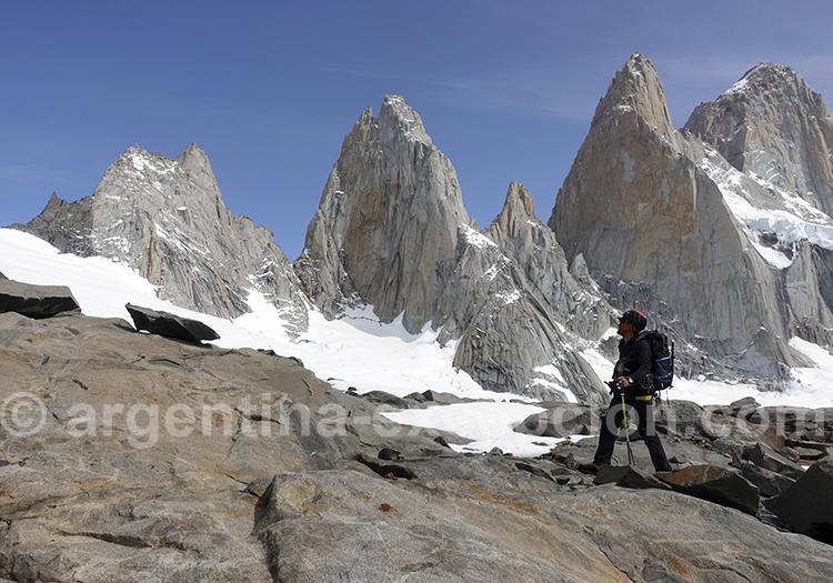 Mont Fitz Roy, Patagonie Argentine
