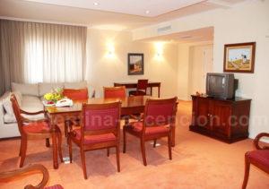 Master suite, Hôtel Naindo Park