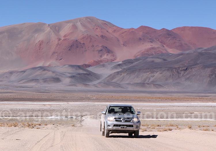 Nord-Ouest argentin et désert d'Atacama chilien