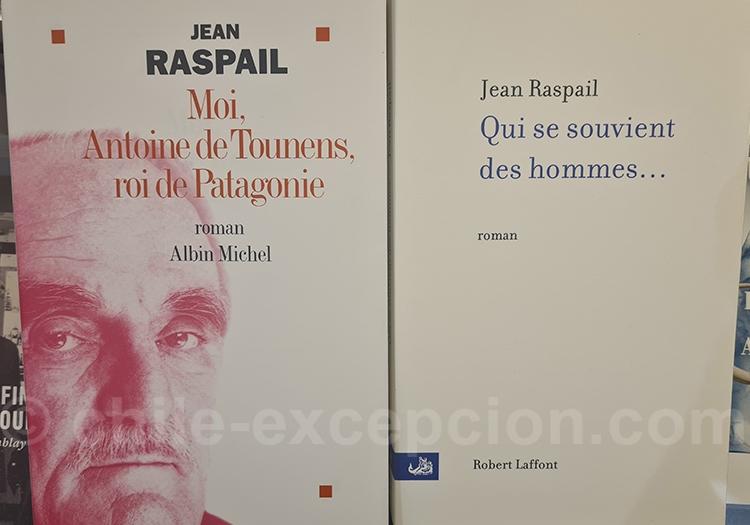 Œuvres de Jean Raspail