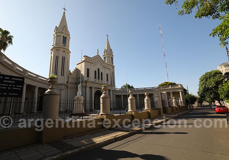 Paroisse San Francisco Solano, Corrientes