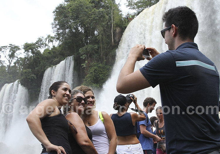 Passerelles du parc national Iguazu