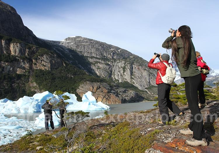 Patagonie Australe, des paysages glaciaires accessibles à 400 mètres d'altitude
