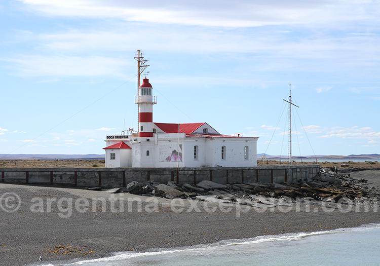 Phare de Punta Delgada, étroit de Magellan