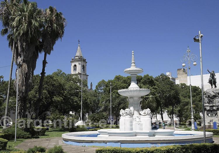 Place 25 de Mayo, Corrientes