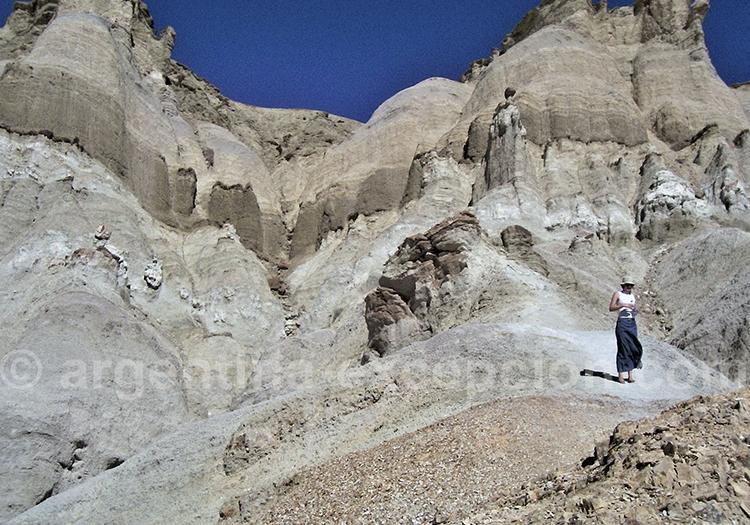 Point de vue de l'Alcazar, Calingasta