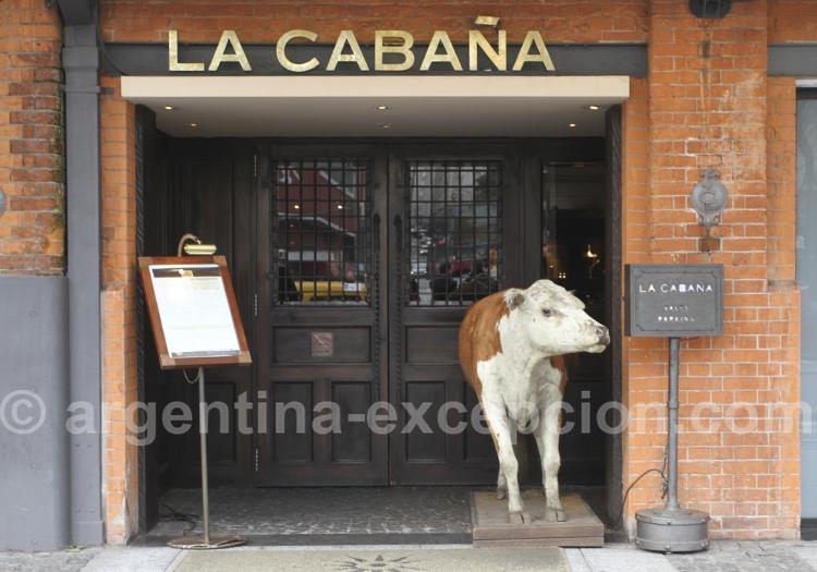 Prix d'un dîner en restaurant à Buenos Aires