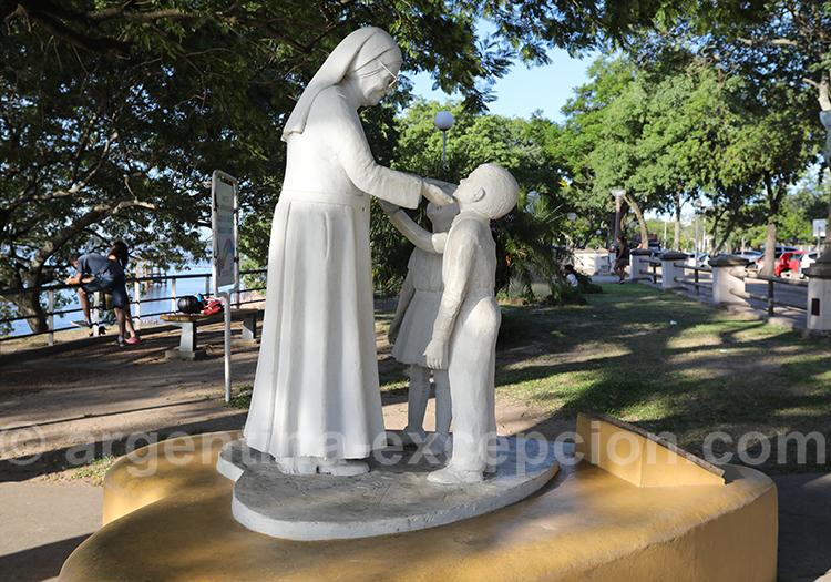 Promenade de la Misericordia Superiora María Assunta Píttaro