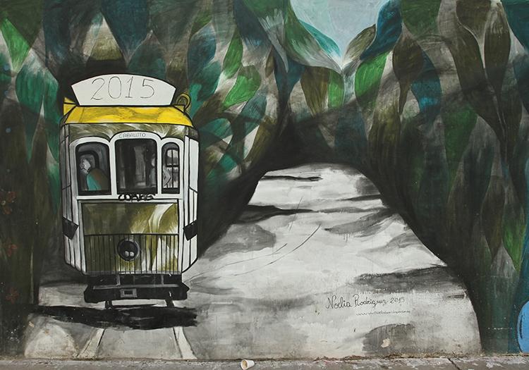 Quartier de Caballito Street art