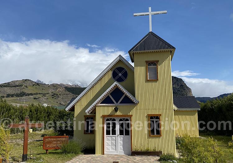 Que voir à El Chalten Eglise Nuestra Senora de La Patagonia