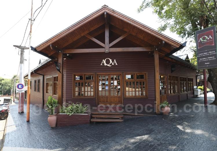 Restaurant Aqva