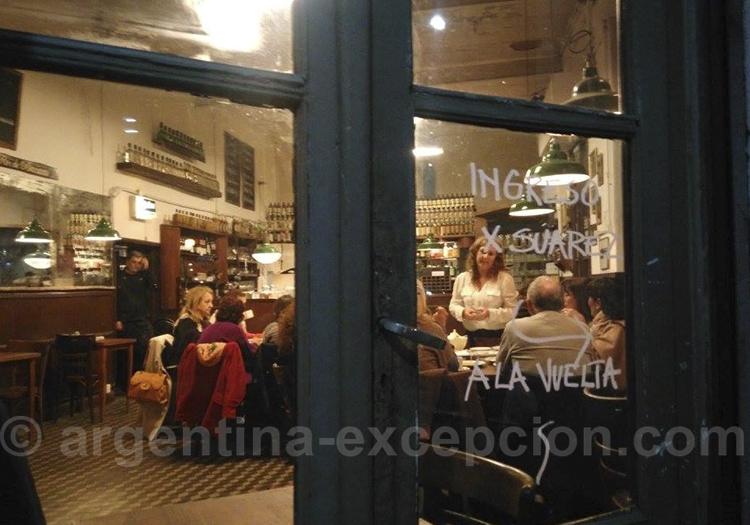Restaurant La Flor de Barracas