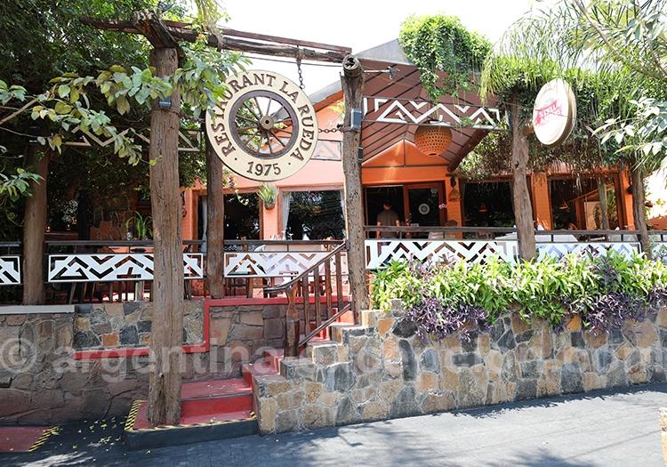 Restaurant La Rueda, Puerto Iguazu