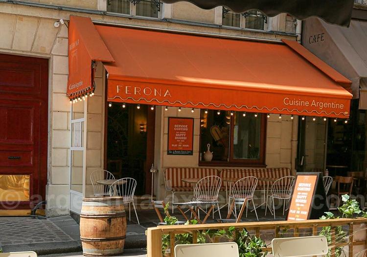 Restaurant Le Ferona Paris 8