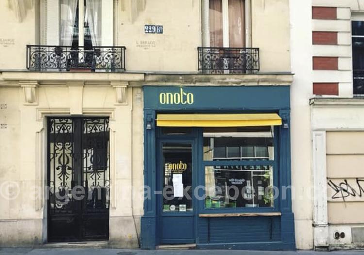 Restaurant Onoto Paris