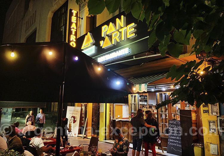 Restaurant Pan y Arte, Boedo