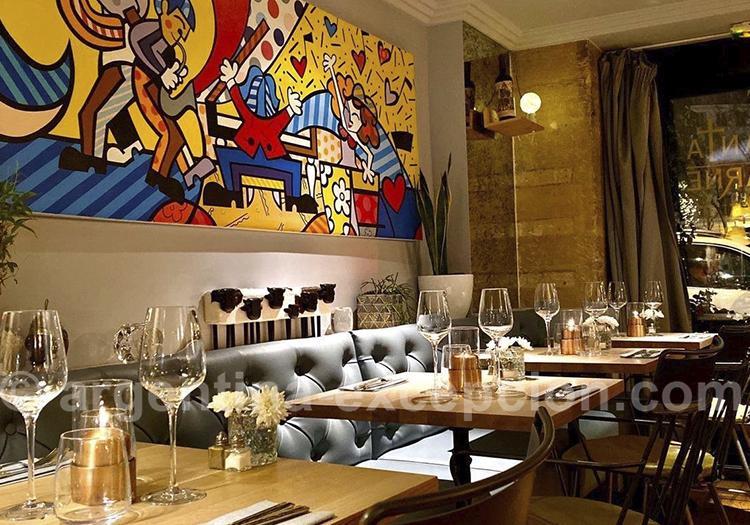 Restaurant Santa Carne Paris