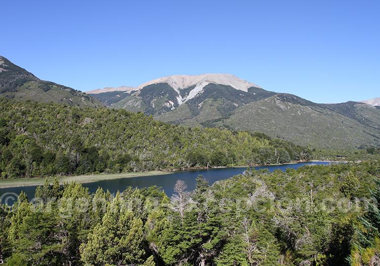 Route 40 de Bariloche à Esquel