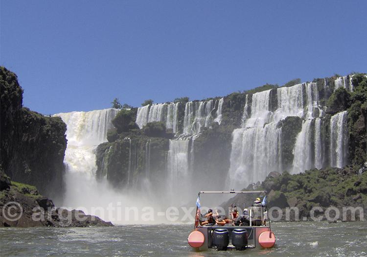 Safari Nautique, Rio Iguazu