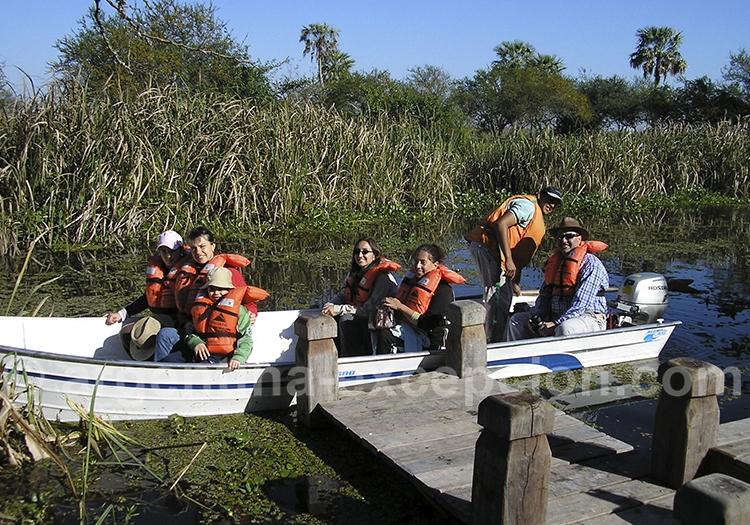 Safari animalier en Argentine, en famille