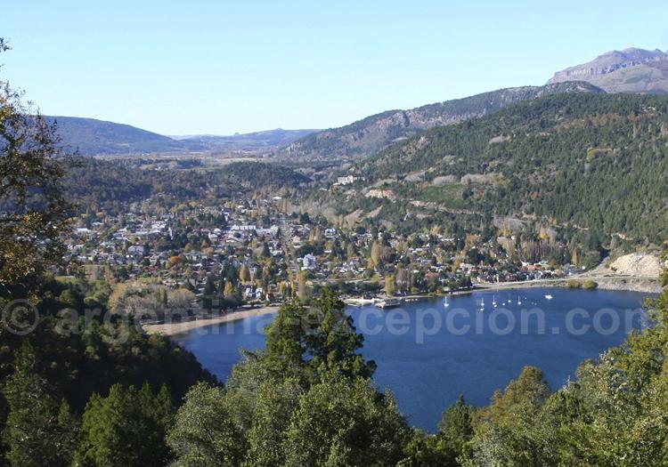 San Martin de los Andes et le lac Lacar
