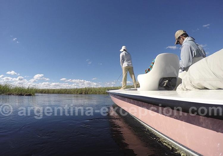 Séjour pêche à Pira lodge, Argentine