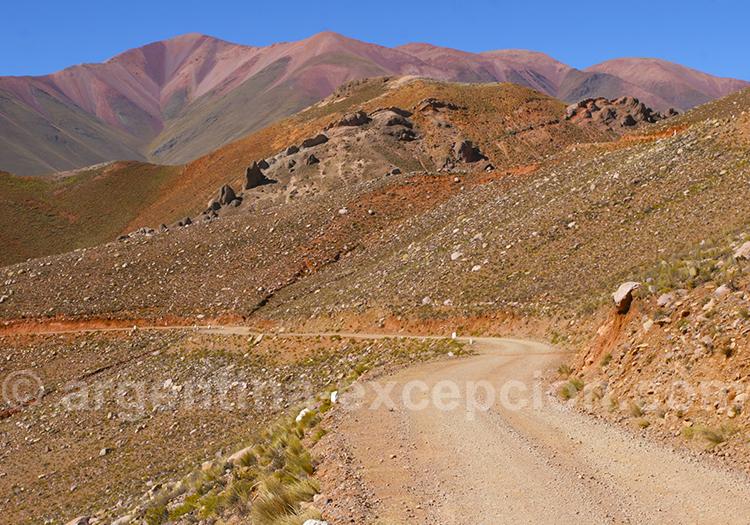 En route pour Iruna, Col du Condor