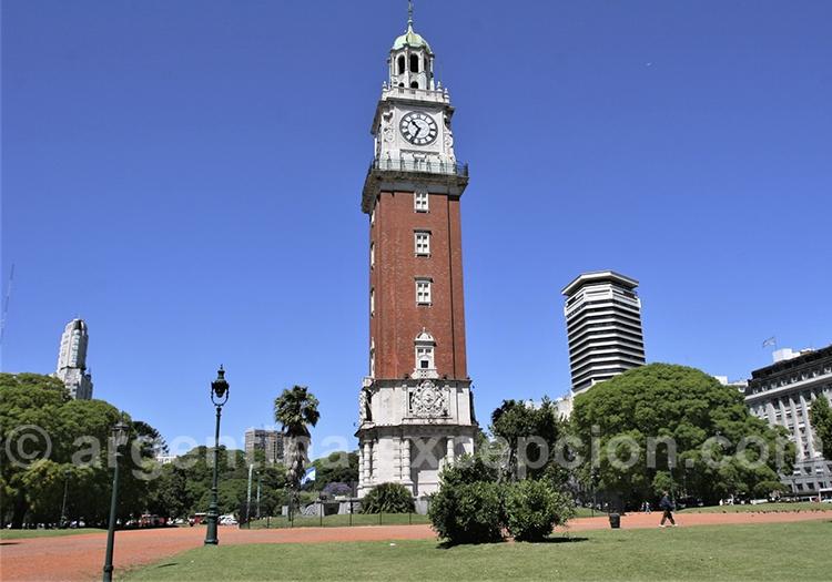 Tour des Anglais à Retiro, Buenos Aires