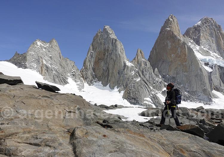 Trek Laguna de Los Tres El Chaltén
