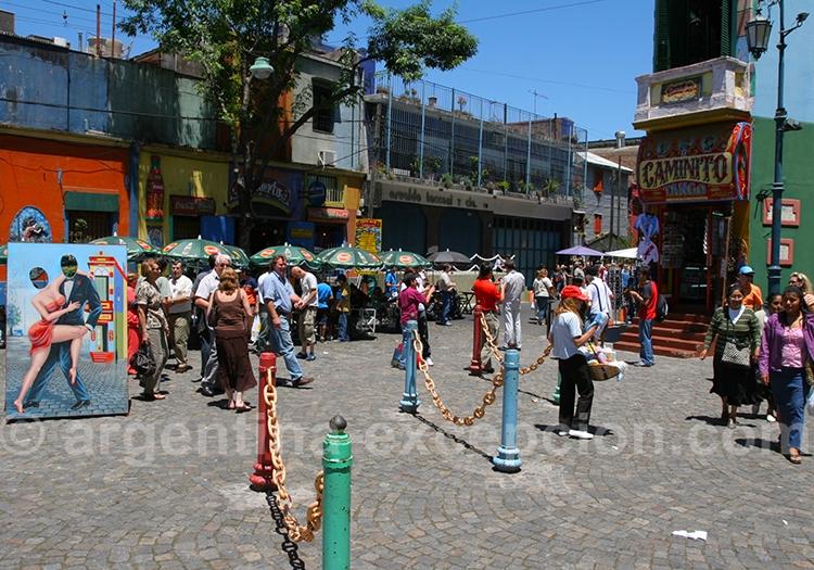 Une agence de voyage franco-argentine