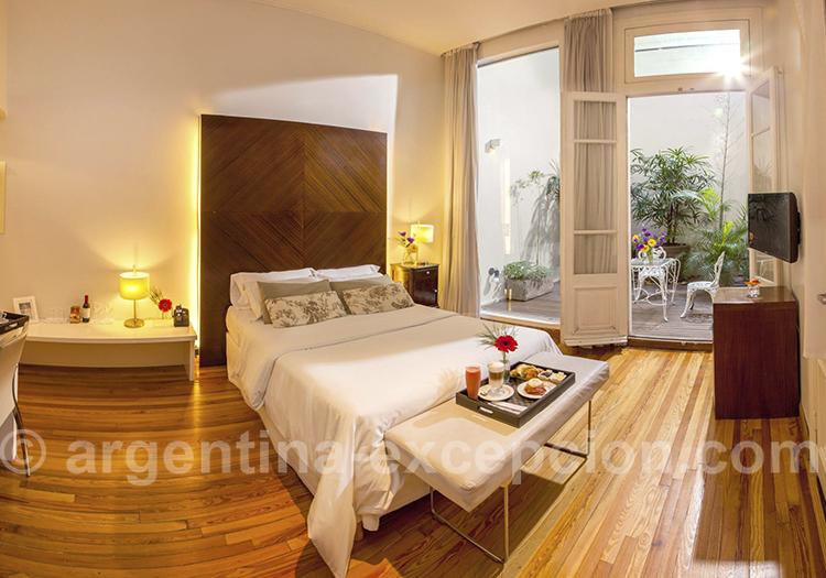 Chambre avec terrasse, Vain Boutique hotel