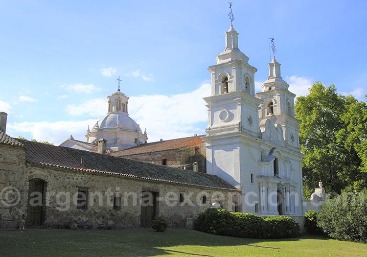 Visite de l'estancia Jésuite Santa Catalina