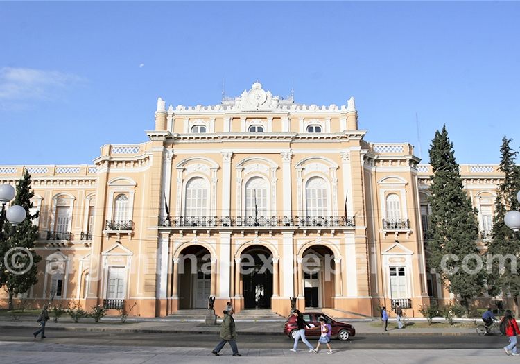 Visite du centre historique de Salta