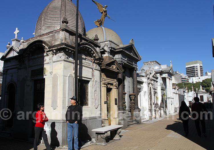 Visiter le cimetière de Recoleta